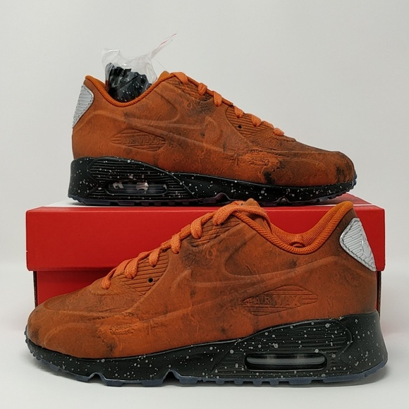 Details about NIKE Air Max 90 Mars Landing BP QS Reflective Size 3Y Shoes CD6488 600